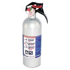 Picture of FX511 Automobile Fire Extinguisher, 5 B:C, 100psi, 14.5h x 3.25 dia, 2lb