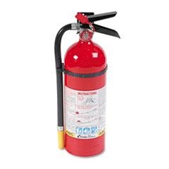 Picture of ProLine Pro 5 MP Fire Extinguisher, 3 A, 40 B:C, 195psi, 16.07h x 4.5 dia, 5lb