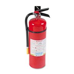 Picture of ProLine Pro 10MP Fire Extinguisher, 4 A, 60 B:C, 195psi, 19.52h x 5.21 dia, 10lb