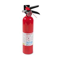 Picture of ProLine Pro 2.5 MP Fire Extinguisher, 1 A, 10 B:C, 100psi, 15h x 3.25 dia, 2.6lb