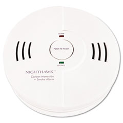 Picture of Night Hawk Combination Smoke/CO Alarm w/Voice/Alarm Warning