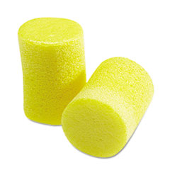 Picture of E·A·R Classic Earplugs, Pillow Paks, Uncorded, Foam, Yellow, 30 Pairs