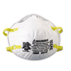 Picture of Lightweight Particulate Respirator 8210, N95, 20/Box