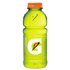 Picture of G-Series Perform 02 Thirst Quencher Lemon-Lime, 20 oz Bottle, 24/Carton