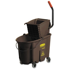 Picture of Wavebrake 35 Quart Bucket/Wringer Combinations, Brown