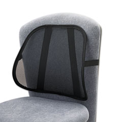 Picture of Mesh Backrest, 17-1/2w x 3-1/8d x 15h, Black