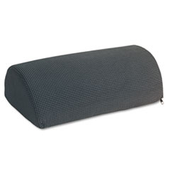 Picture of Half-Cylinder Padded Foot Cushion, 17-1/2w x 11-1/2d x 6-1/4h, Black