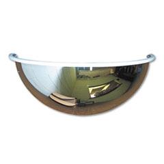 "Picture of Half-Dome Convex Security Mirror, 18"" dia."