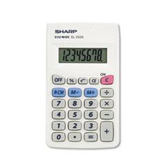 Picture of EL233SB Pocket Calculator, 8-Digit LCD