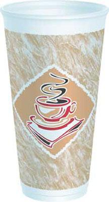 Picture of Cafe G Foam Cup