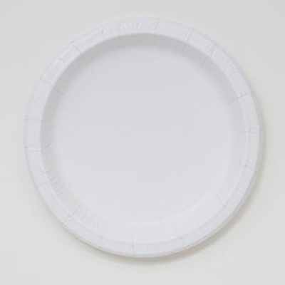 Picture of Ultra Coated Paper Plates 22Pt