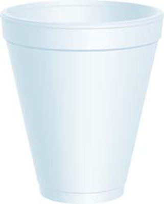 Picture of 8 oz Foam Cup