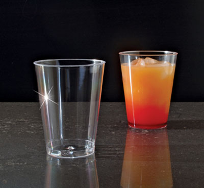 Picture of Clearware 8oz Tumbler