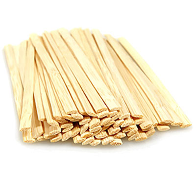 """Picture of 7.5"""" Bamboo Stirrers"""