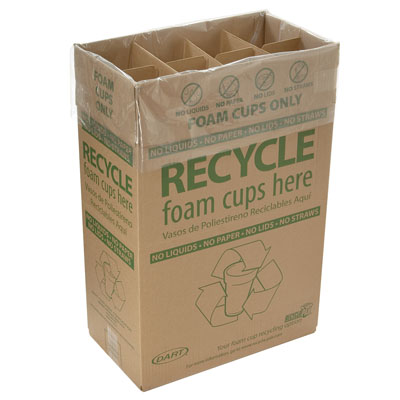 Picture of Recycla-Pak Foam Cup Recycling Kit