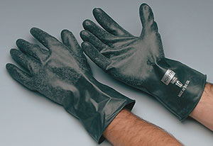 Picture of North Butyl Unsupported Chemical-Resistant Gloves