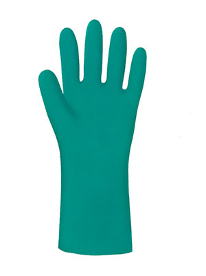Picture of SHOWA Chemical-Resistant Nitrile Gloves
