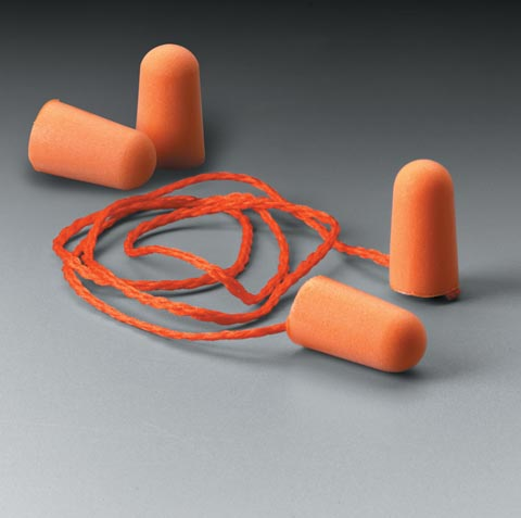 Picture of 3M Foam Earplugs 1100 and 1110