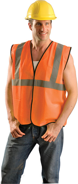 Picture of Class 2 Value Solid Vests