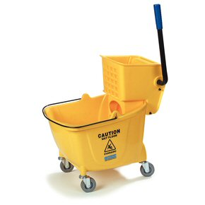 Picture of Bucket/Wringer Combo, 26-35 Qt, Side Press