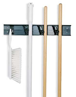 """Picture of Roll 'N Grip Hooks, 1-3/4"""", w/4 Wood Screws"""