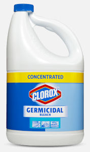 Picture of Clorox Liquid Bleach Concentrated