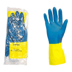 Picture of Glove, Large, 28 Mil,  Neoprene, Flock Lined