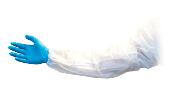 """Picture of Sleeve, 18"""", PE Coated,  Polypropylene"""