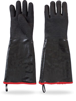 "Picture of Fryer Gloves, 18"", Neoprene"