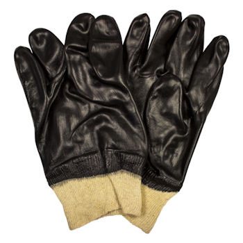 Picture of Glove, PVC, Smooth Finish,  Single Dipped, Interlock Lining