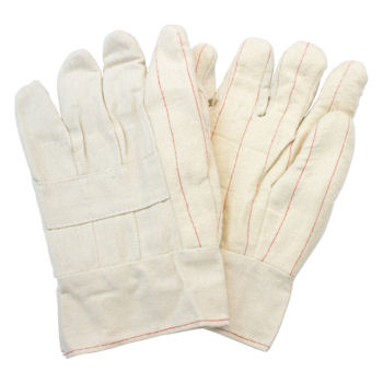 Picture of Gloves, 18 oz, Heat  Resistant, Cotton Hot Mill, Band Top