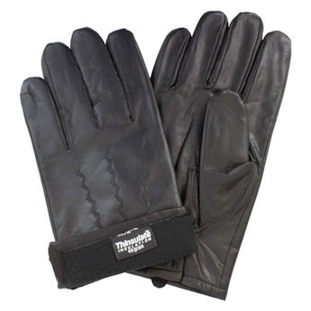 Picture of Gloves, Medium, Leather,  Drivers, Soft Grain, Keystone Thumb