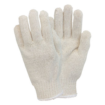 Picture of Gloves, Womens, Medium  Weight, Cotton Polyester, String Knit