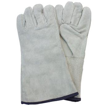 Picture of Gloves, Mens, Welders, A/B  Grade Gunn Cut Leather
