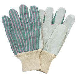 Picture of Gloves, XL, A/B Grade, Clute  Leather Palm, Knit Wrist