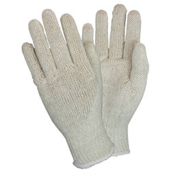 Picture of Gloves, Mens, Light Weight,  Cotton Polyester, String Knit