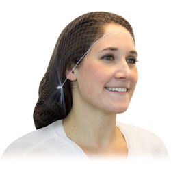 "Picture of Hair Net, 22"", Nylon, Light  Weight, 144 EA/BX"