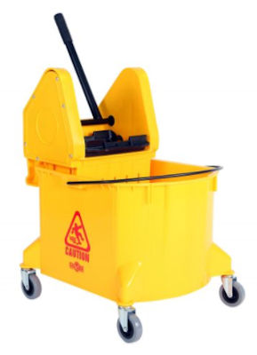 Clean Spot Mopping Equipment