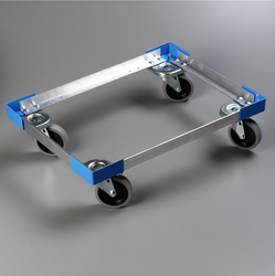 Picture of Aluminum Dolly, End Loader, For Tray PC300
